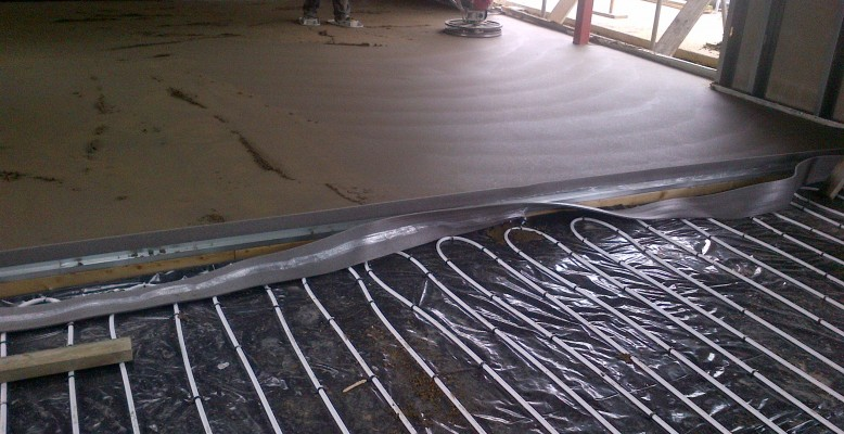 Floor Screeding London