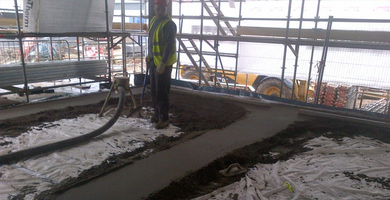 Specialist Floor Screeding